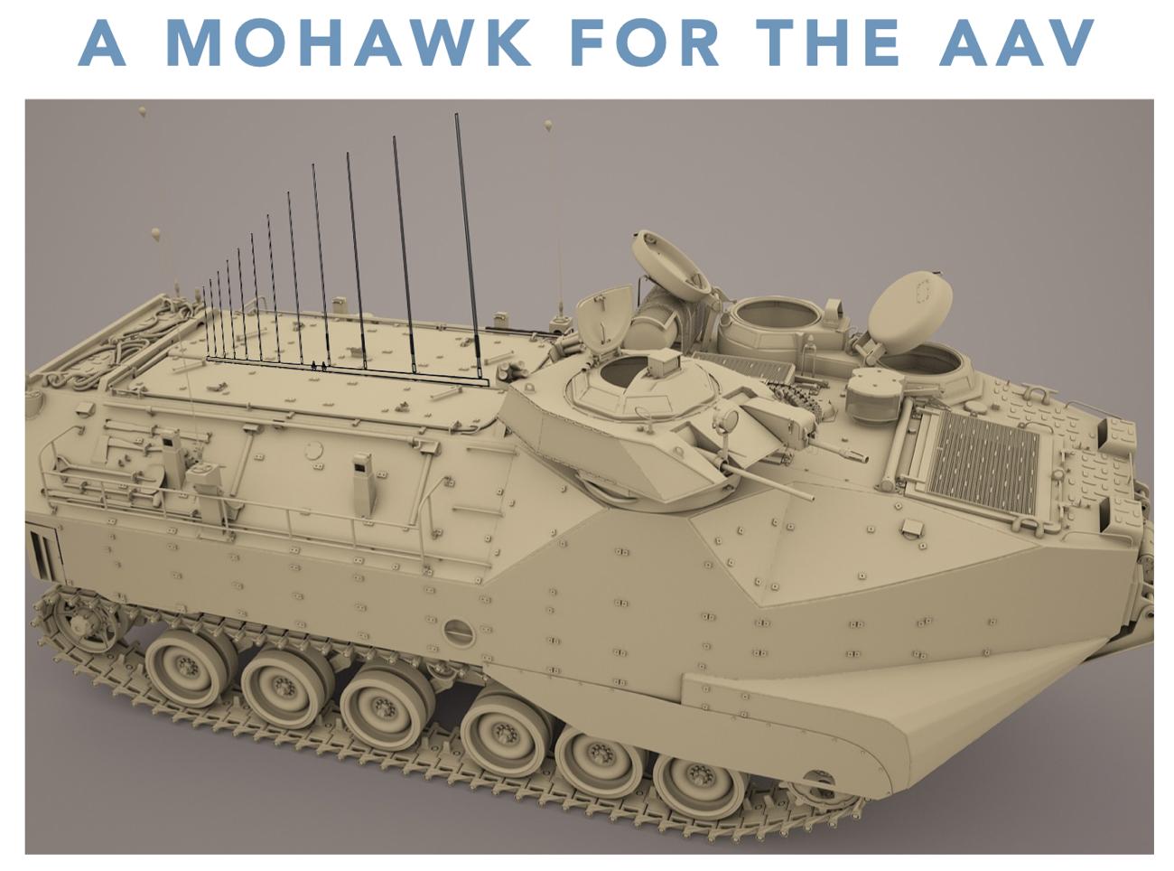 AAV LPMA Mohawk