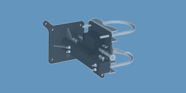 BRKT-A028 lpda polarization flip mounting bracket