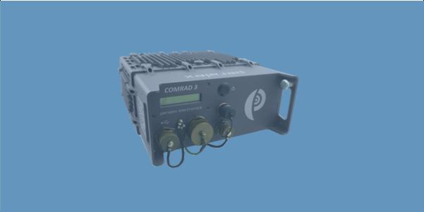 ComRad3 multichannel receiver for FM band passive radar