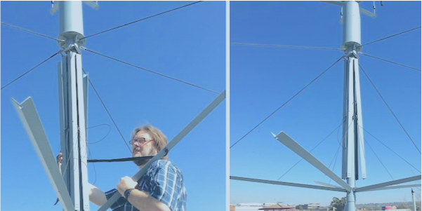 Wideband Portable Direction Finding Antenna Array 20-3600 MHz