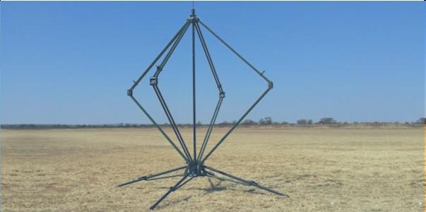 DF-A0048 HF DF antenna 1 - 30 MHz