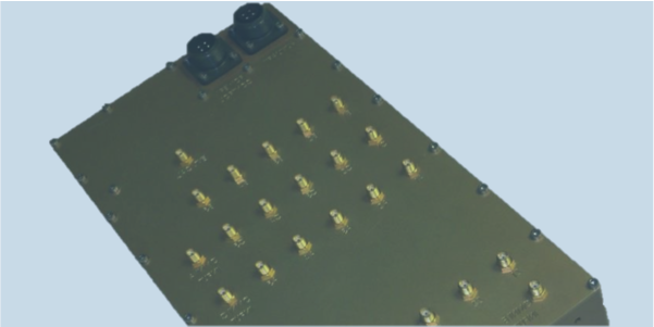 DF-A0054 four-band five-channel DF switch 1-6000 MHz