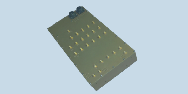 DF-A0086 fast 3-band 5-channel DF switch for 1 to 3600 MHz