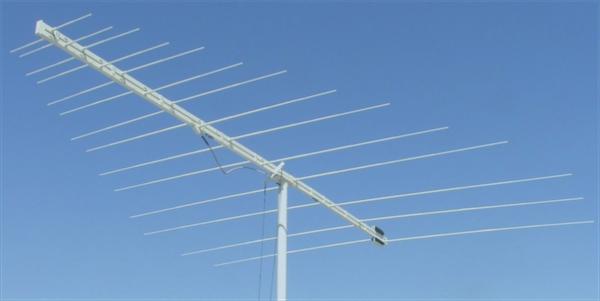 LPDA-A0029 high power log periodic dipole array antenna