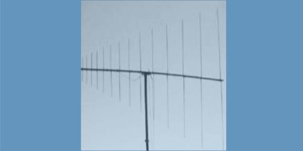 LPDA-A0047 wideband log periodic dipole array antenna