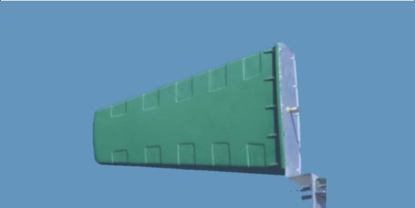 LPDA-A0075 wideband log periodic dipole array antenna