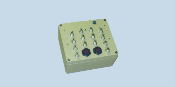 MISC-A0045 five channel amplifier and DC injection