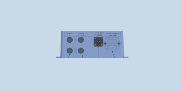 MISC-A0066 dual 15V coaxial power supply