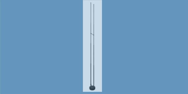 MONO-A0025 high power HF monopole antenna