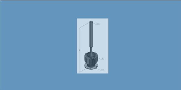 MONO-A0063 high power wideband vhf uhf vehicle antenna