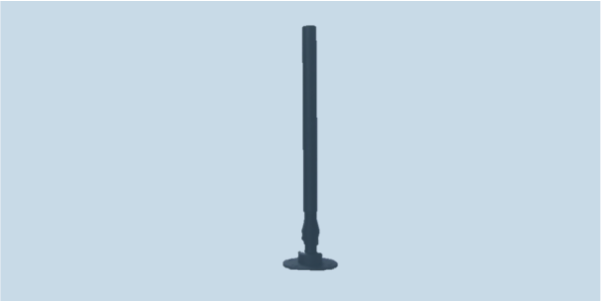 OMNI-A0090-Tri-Band GSM Antenna