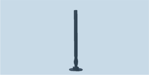OMNI-A0115-Tri-Band GSM Antenna