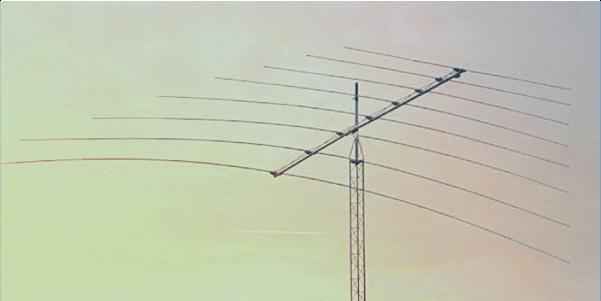 RLP13-30 Log Periodic Dipole Antenna