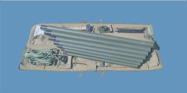 RSM-6 Lightweight Mast-6 Meters