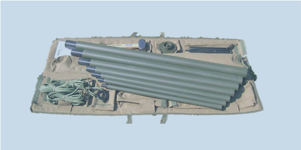 RSM-6 Lightweight Mast-6 Meters