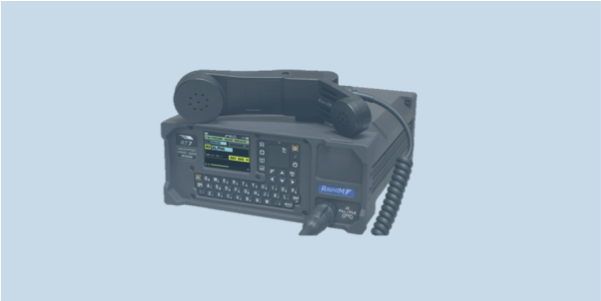 RT7 RAPTAWC Tactical Communications Strategic Terminal secure encrypted digital voice data email text position tracking