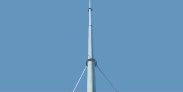 RTM-Mast-Series Telescopic Lightweight Mast