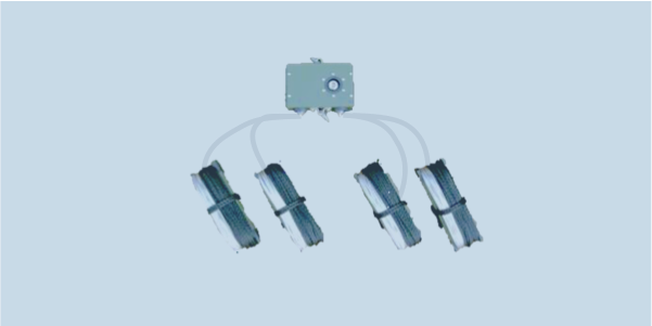 RWD1000 HF Wideband Dipole Antenna
