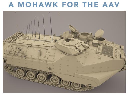 mowhawk for avv